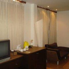 Отель 3rd Street Cafe & Guesthouse удобства в номере фото 2