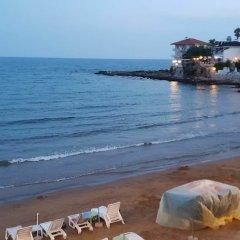 Мини- Lale Park Турция, Сиде - отзывы, цены и фото номеров - забронировать отель Мини-Отель Lale Park онлайн пляж фото 2