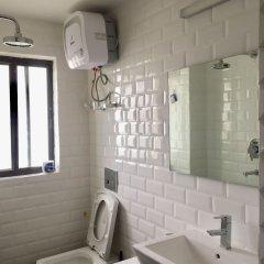 Отель Drongpa suites Непал, Катманду - отзывы, цены и фото номеров - забронировать отель Drongpa suites онлайн ванная фото 2