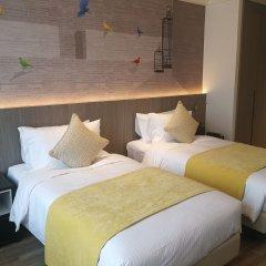 Отель Citadines Gaoxin Xi'an комната для гостей фото 2