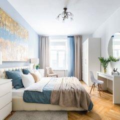 Апартаменты Apartment near Hermitage Санкт-Петербург комната для гостей фото 4