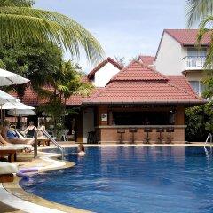 Отель Horizon Patong Beach Resort And Spa Пхукет бассейн фото 2