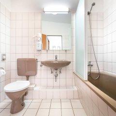 Central Hotel Гамбург ванная фото 2