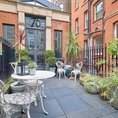 Апартаменты Beautiful Kensington 2 Bedroom Luxury Apartment Лондон