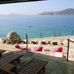 Hadrian Hotel Турция, Патара - отзывы, цены и фото номеров - забронировать отель Hadrian Hotel онлайн пляж