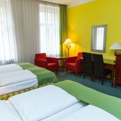 Отель ABE Прага комната для гостей фото 14
