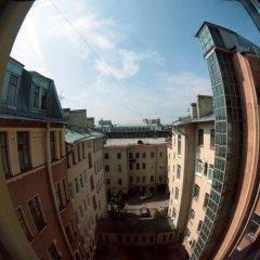 Санни Хостел балкон