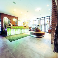 Отель Cocoon Stachus Германия, Мюнхен - 2 отзыва об отеле, цены и фото номеров - забронировать отель Cocoon Stachus онлайн интерьер отеля фото 2