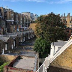 Апартаменты Hans road Apartment Лондон балкон