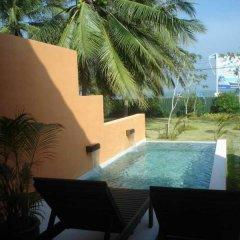 Отель Sunshine Pool Villa Таиланд, Пак-Нам-Пран - отзывы, цены и фото номеров - забронировать отель Sunshine Pool Villa онлайн бассейн фото 2