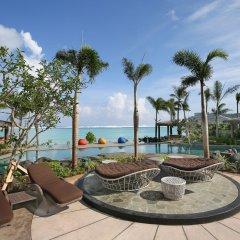 Отель Dusit Thani Guam Resort США, Тамунинг - 1 отзыв об отеле, цены и фото номеров - забронировать отель Dusit Thani Guam Resort онлайн бассейн фото 2