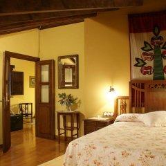 Отель C.A. Heredad de la Cueste Кангас-де-Онис комната для гостей фото 3