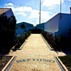 Hotel Neptuno парковка