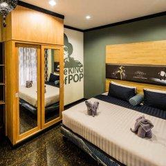 River Front Krabi Hotel сейф в номере