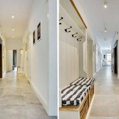 Апартаменты Lion Apartments - Monte Deluxe Сопот интерьер отеля