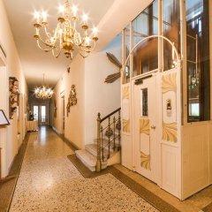 Отель Adria Италия, Меран - отзывы, цены и фото номеров - забронировать отель Adria онлайн интерьер отеля фото 2