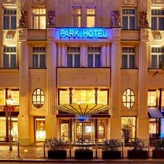 Отель Seaside Park Hotel Leipzig Германия, Лейпциг - 1 отзыв об отеле, цены и фото номеров - забронировать отель Seaside Park Hotel Leipzig онлайн вид на фасад