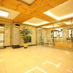 Отель EV Chain Guro Parkside фитнесс-зал фото 2