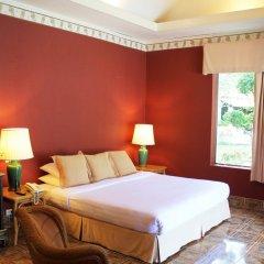Отель Samui Palm Beach Resort Самуи сейф в номере