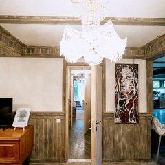 Гостиница Michelle комната для гостей фото 3