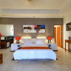 Отель Aleesha Villas комната для гостей