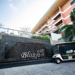 Отель Peach Blossom Resort Пхукет городской автобус