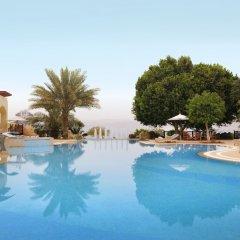 Отель Dead Sea Marriott Resort & Spa Иордания, Сваймех - отзывы, цены и фото номеров - забронировать отель Dead Sea Marriott Resort & Spa онлайн бассейн фото 2