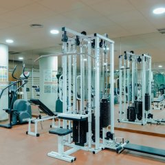 Отель Hesperia Sant Joan Suites фитнесс-зал фото 3
