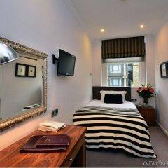 Отель Commodore Лондон комната для гостей