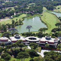 Отель Cornelia Diamond Golf Resort & SPA - All Inclusive парковка