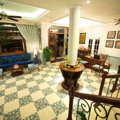 Lantana Hoi An Boutique Hotel & Spa интерьер отеля фото 2