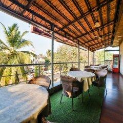 Отель OYO 4668 Hotel Ocean Residency Индия, Южный Гоа - отзывы, цены и фото номеров - забронировать отель OYO 4668 Hotel Ocean Residency онлайн балкон
