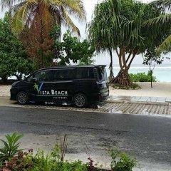 Отель Vista Beach Retreat Мальдивы, Мале - отзывы, цены и фото номеров - забронировать отель Vista Beach Retreat онлайн парковка