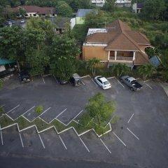 Отель BOONSIAM Краби парковка