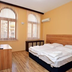 Hotel Cascade Плевен комната для гостей