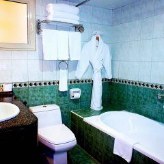 Arabian Courtyard Hotel & Spa ванная