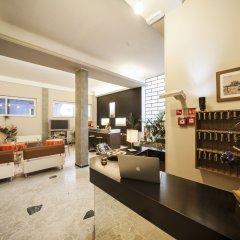 Hotel Lily Римини интерьер отеля