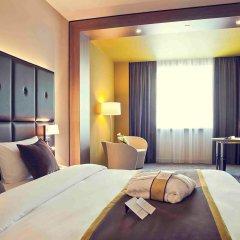 Гостиница Mercure Тюмень Центр комната для гостей фото 5