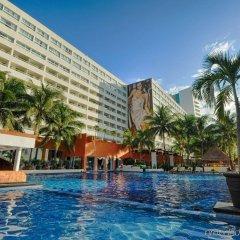 Отель Grand Oasis Viva - Adults Only Мексика, Канкун - 2 отзыва об отеле, цены и фото номеров - забронировать отель Grand Oasis Viva - Adults Only онлайн бассейн фото 3
