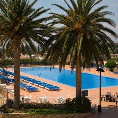 Отель San Carlos Испания, Курорт Росес - отзывы, цены и фото номеров - забронировать отель San Carlos онлайн бассейн