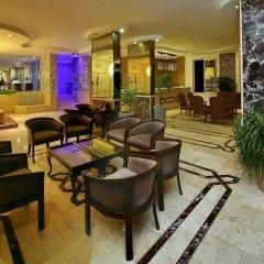 Kleopatra Celine Hotel интерьер отеля