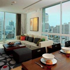 Отель Shama Sukhumvit Бангкок балкон