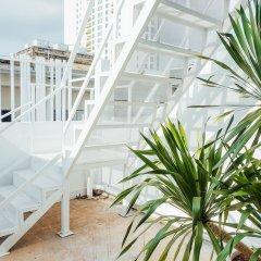 Отель VARMTEL Бангкок балкон