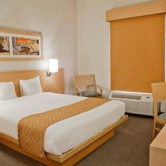 Отель City Express Mazatlán комната для гостей фото 2
