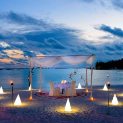 Отель Sheraton Maldives Full Moon Resort & Spa Мальдивы, Остров Фуранафуши - отзывы, цены и фото номеров - забронировать отель Sheraton Maldives Full Moon Resort & Spa онлайн помещение для мероприятий