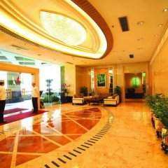 Отель Metropark Hotel Shenzhen Китай, Шэньчжэнь - отзывы, цены и фото номеров - забронировать отель Metropark Hotel Shenzhen онлайн интерьер отеля фото 2