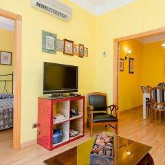 Отель Arganzuela-Delicias 02 - Two Bedroom Испания, Мадрид - отзывы, цены и фото номеров - забронировать отель Arganzuela-Delicias 02 - Two Bedroom онлайн комната для гостей