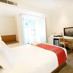 Отель Aspira Hiptique Sukhumvit 13 комната для гостей