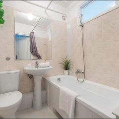Апартаменты P&O Apartments Pulawska Варшава ванная
