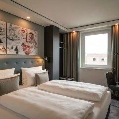 Отель Motel One Hamburg-Altona Германия, Гамбург - отзывы, цены и фото номеров - забронировать отель Motel One Hamburg-Altona онлайн комната для гостей фото 5